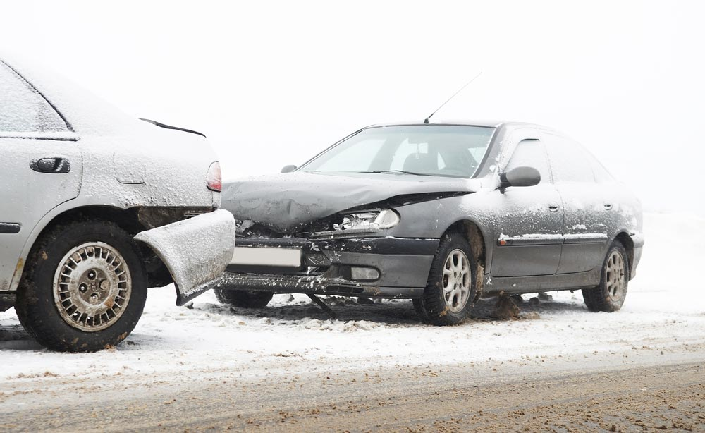 Winter Auto Accidents in Chicago
