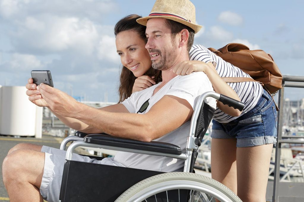 caring for injured spouse